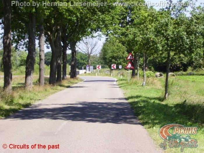 Oude TT Circuit Assen 1926 - 1954 - Laaghalerveen to Assen