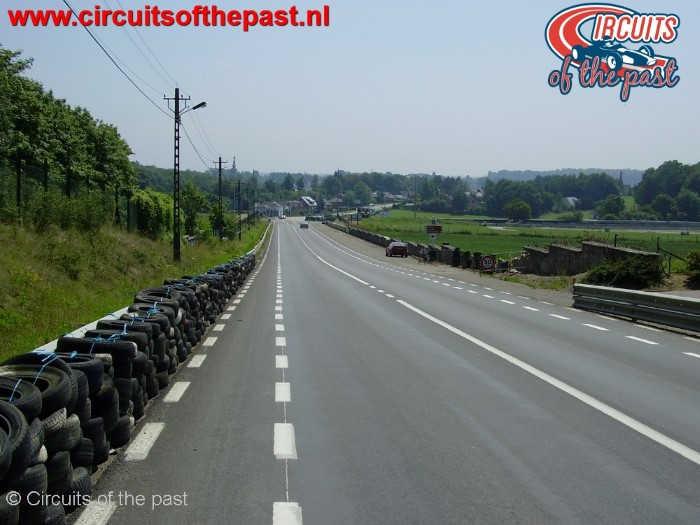Circuit Chimay - Het oude Start/Finish