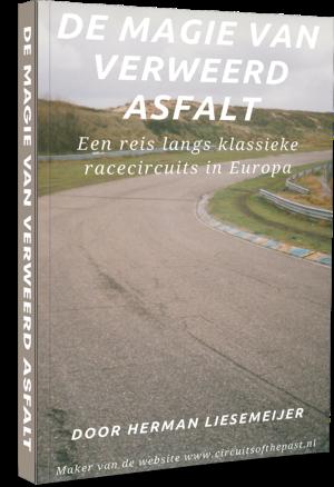 De magie van verweerd asfalt