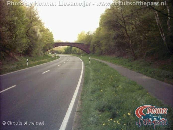 Grenzlandring - Spoorbrug Roermonder Kurve