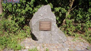 Grenzlandring memorial