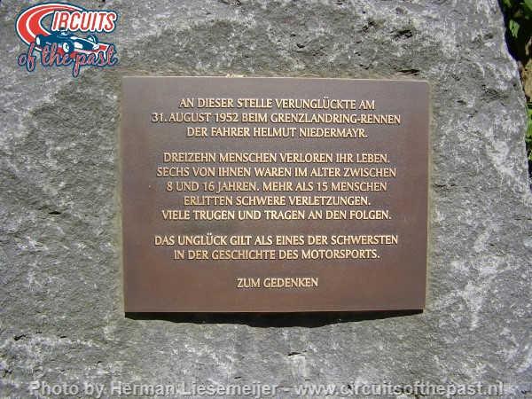 Grenzlandring - Monument