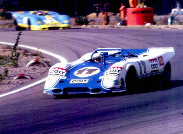 Keimola Circuit - Interseries 1971