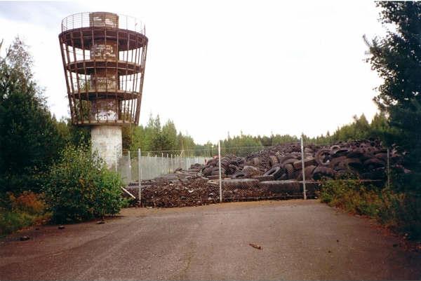 Keimola Circuit - Control Tower