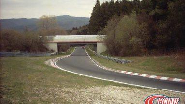 Nürburgring - Aremberg bridge