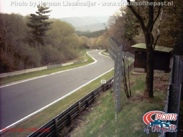 Nürburgring - Fuchsröhre