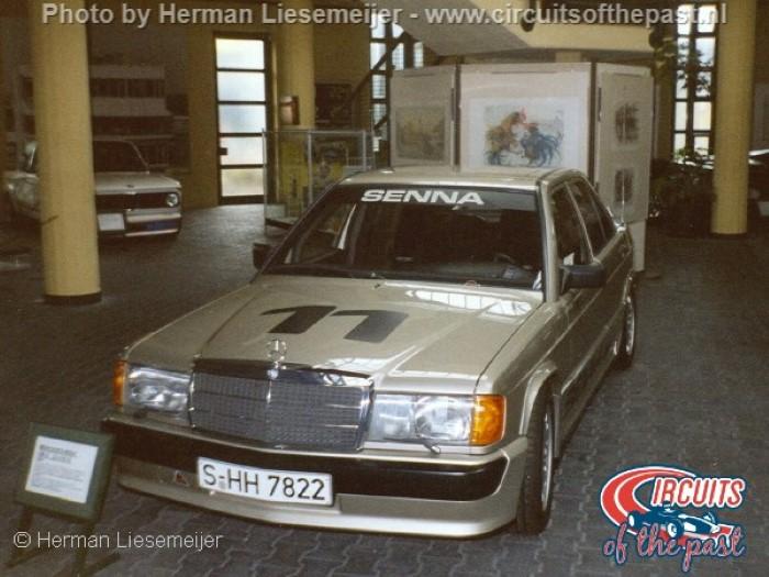 Nürburgring - Mercedes Senna