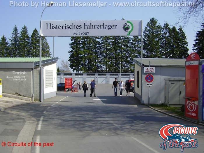 Nürburgring - Het oude rennerskwartier