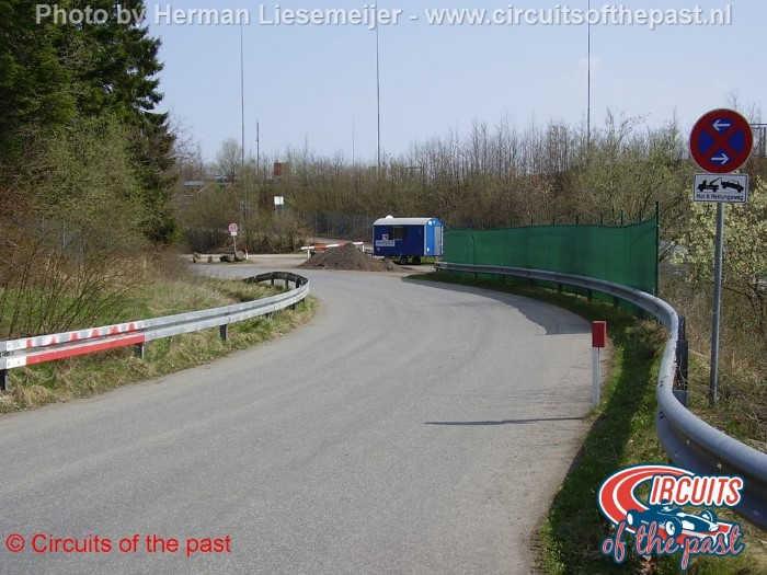Nürburgring Südschleife - Scharfer Kopf II