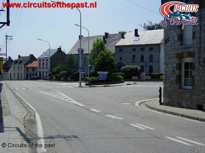 Oude Circuit Chimay - La Bouchere