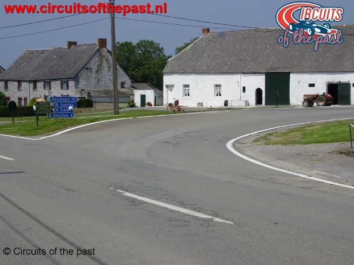 Oude Circuit Chimay - Salles