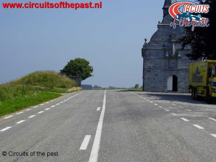 Oude Circuit Chimay - Chapelle de l'Arbrisseau