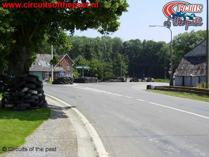 "Oude Circuit Chimay - ""Virage de Beauchamp"""