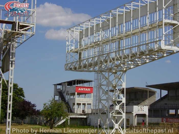 Circuit Reims-Gueux 2015 - Scorebord