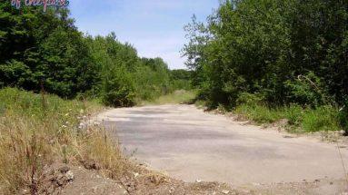 Circuit Rouen-les-Essarts - Abandoned remains permanent section