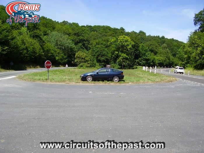 Circuit Rouen-les-Essarts - Nouveau Monde