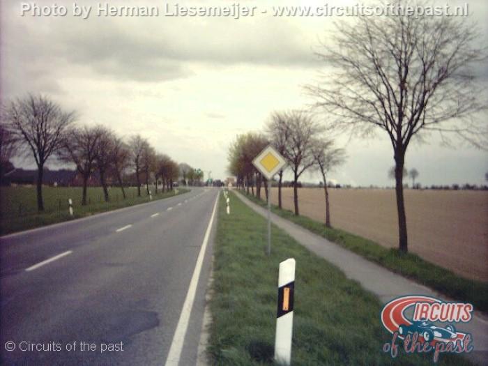 Grenzlandrng Wegberg Duitsland - Erkelenzer Gerade