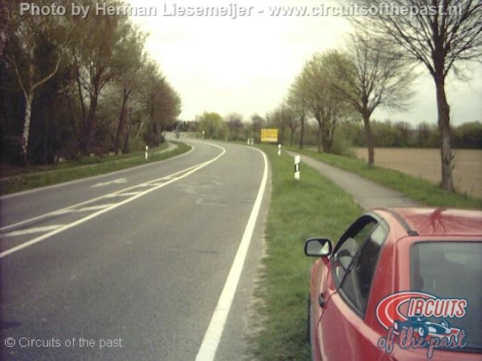 Grenzlandring Wegberg Germany - Beecker Kurve