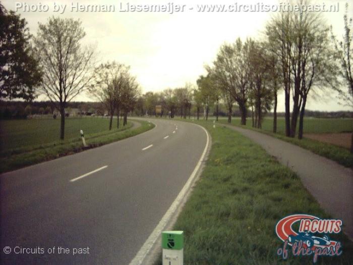 Grenzlandrng Wegberg Duitsland - Beecker Kurve