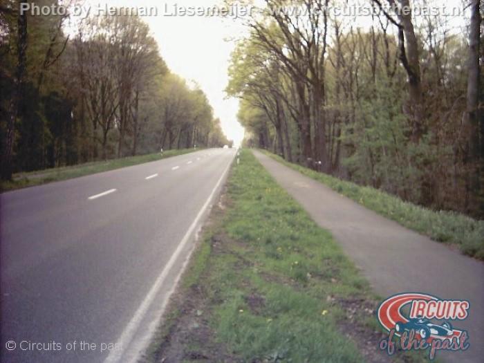 Grenzlandrng Wegberg Duitsland - Reydter Gerade