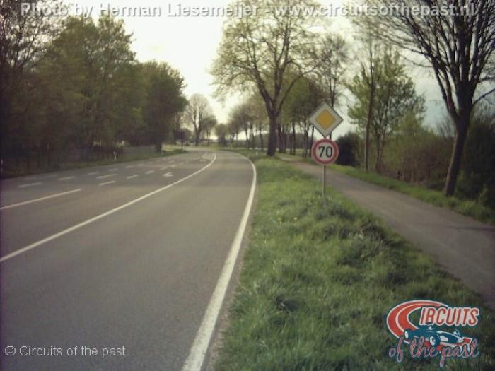 Grenzlandrng Wegberg Duitsland - Roermonder Kurve