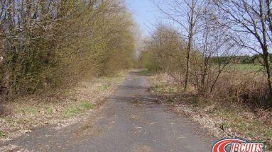 Nürburgring Südschleife - Abandoned section