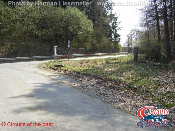 Nürburgring Südschleife - Scharfer Kopf