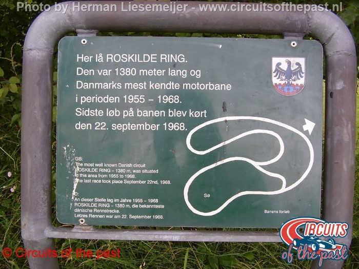 Roskilde Ring Denemarken