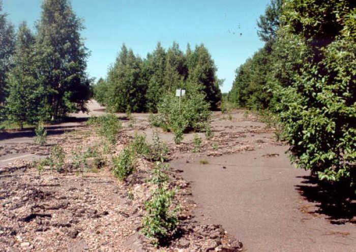 Keimola Circuit - Pit Entry