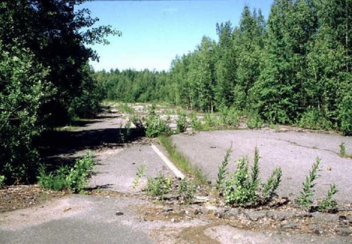 Keimola Circuit - Pit Exit