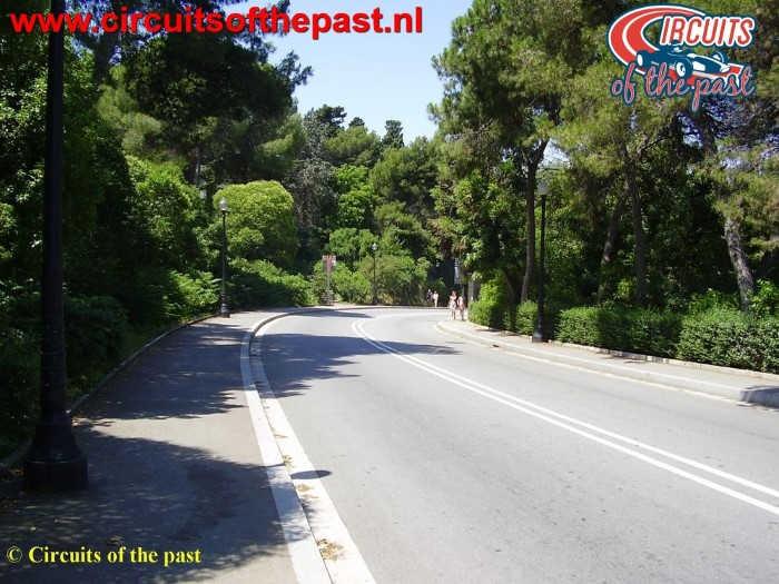Montjuich Circuit Barcelona