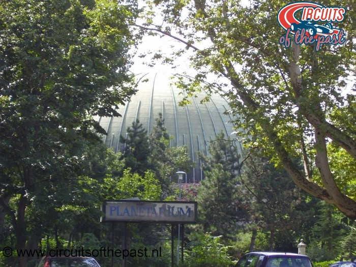 Circuit Népliget Park - Planetarium