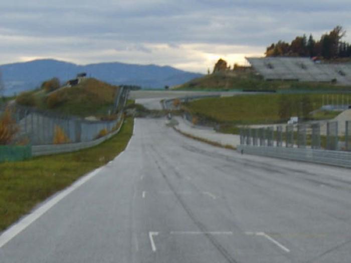 Oude Österreichring 2006 door Michael Draye