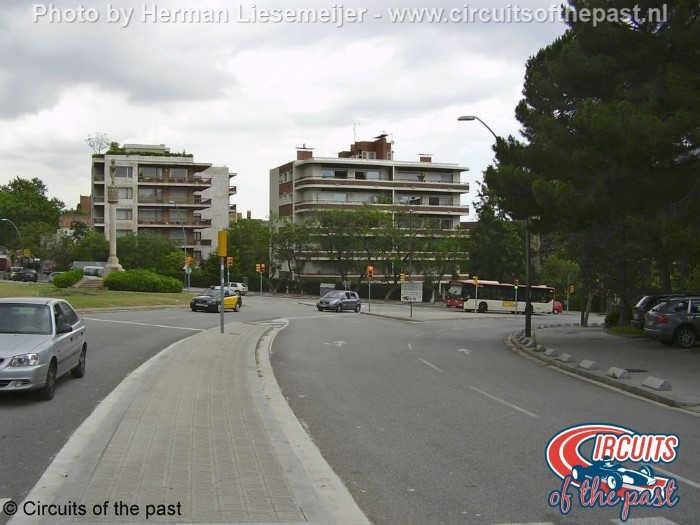 Circuit Pedralbes Barcelona