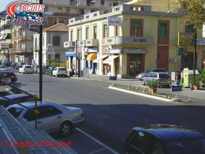 Pescara Circuit - Start/Finish