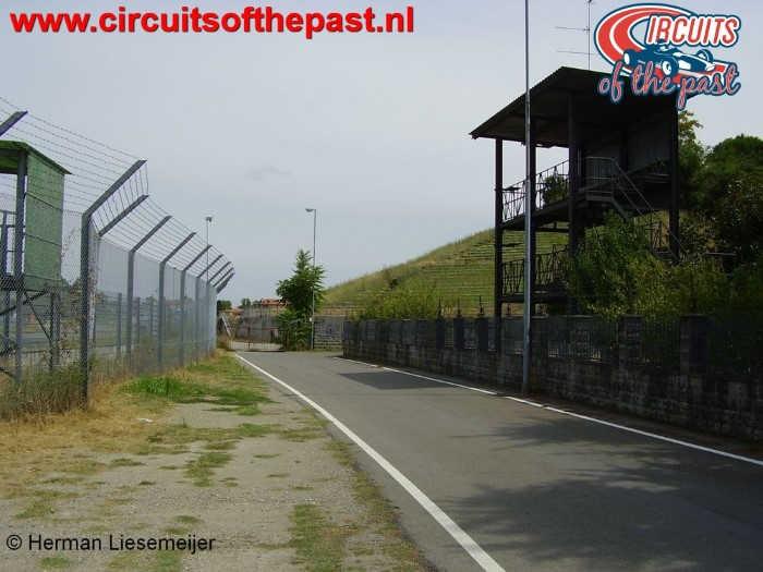 Imola Circuit - Privétribune
