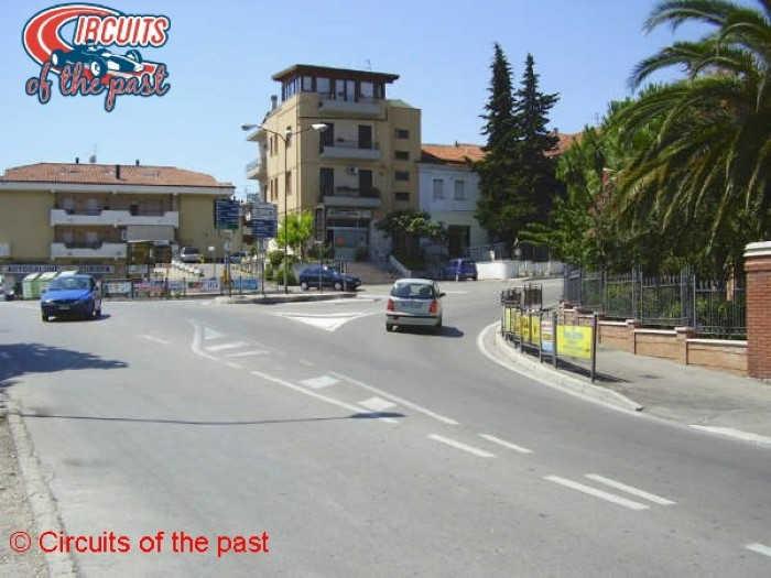 Circuit Pescara - Villa Raspa