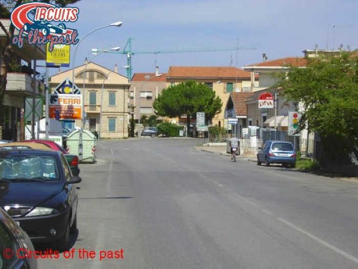 Circuit Pescara - Montesilvano
