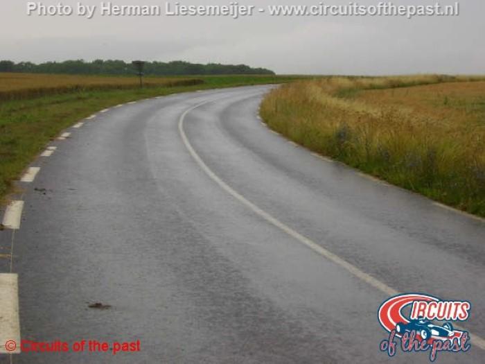 Circuit Reims-Gueux - Annie Bousquet