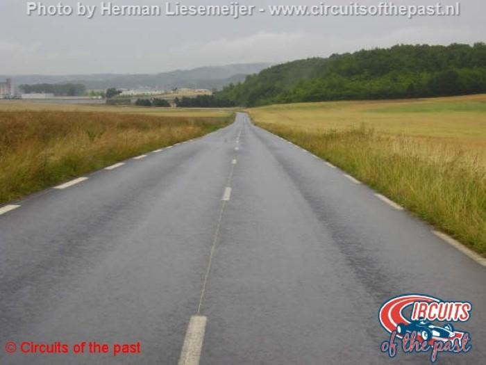 Circuit Reims-Gueux - Bretelle Nord