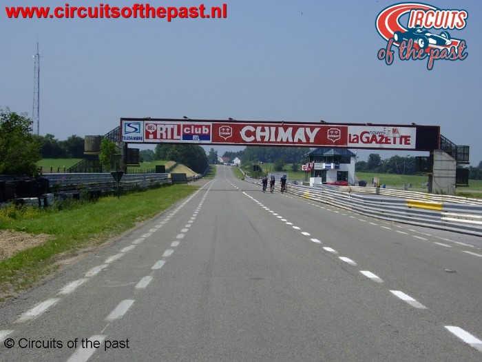 Circuit Chimay - Start/Finish sinds 1984