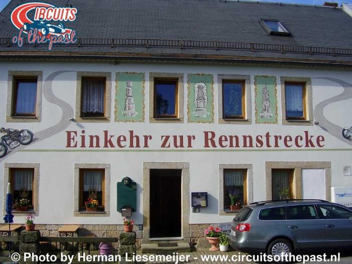 """Deutschlandring - """"Einkehr zur Rennstrecke"""" Hohnstein"""