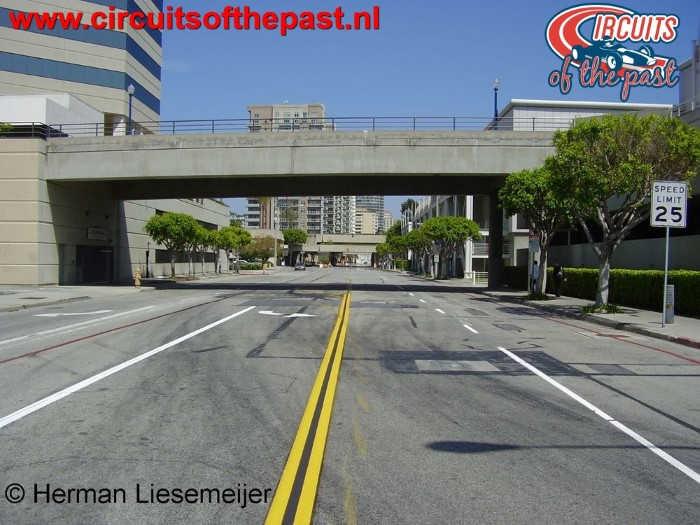 Long Beach stratencircuit - Seaside Way