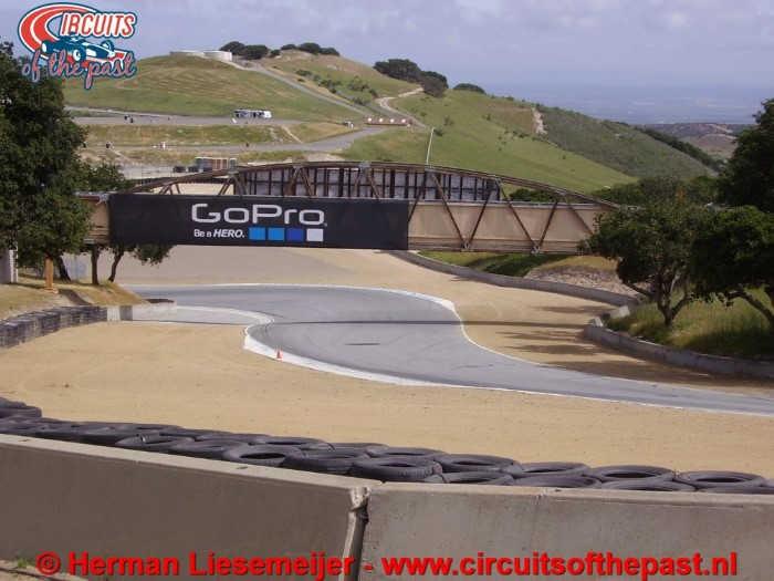 Laguna Seca Raceway - Exit Corkscrew Corner