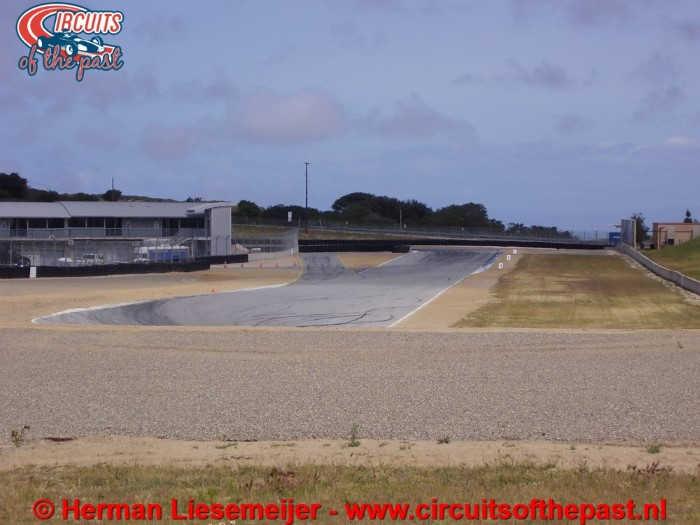 Laguna Seca Raceway - Turn 10 & 11