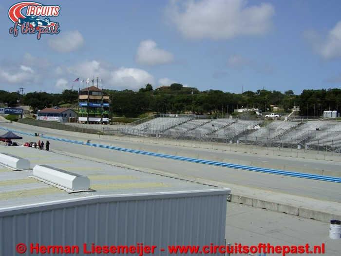 Laguna Seca Raceway - Start/Finish