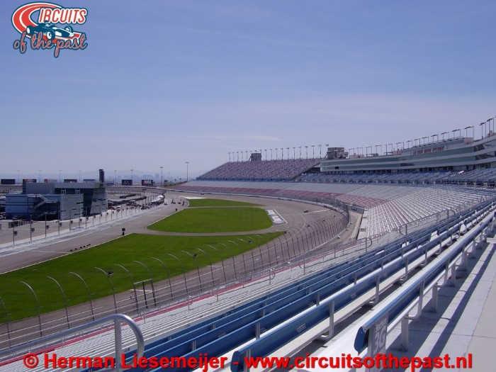 Las Vegas Motor Speedway Tribune