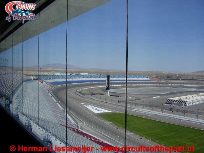 Las Vegas Motor Speedway VIP Room