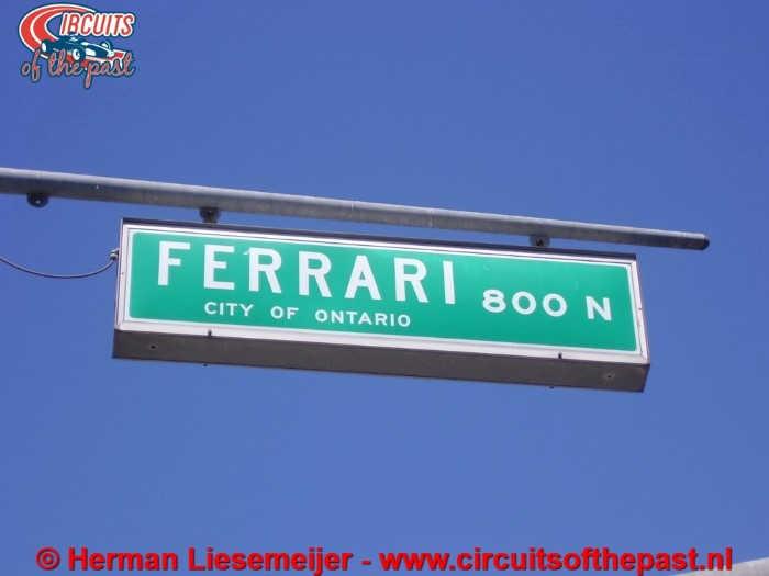 Ferrari Lane