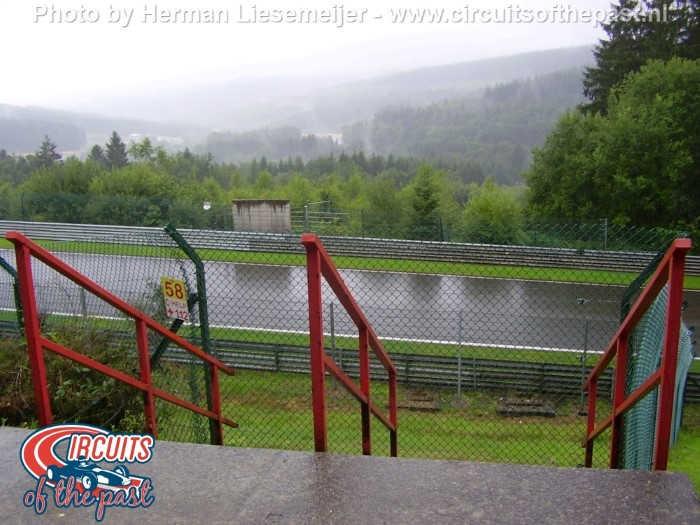 Spa-Francorchamps 2015 - De verdwenen brug over Kemmel